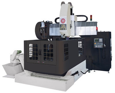 CNC Double Column Machining Center - CP SERIES